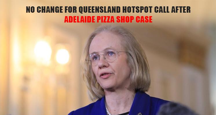 Queensland Hotspot