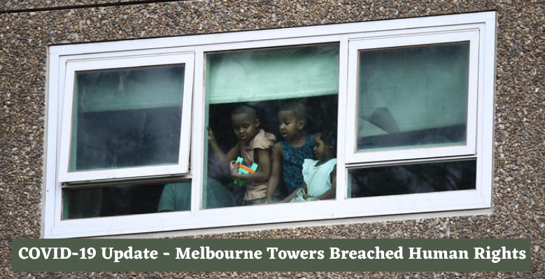 Melbourne Towers Breached Human Rights