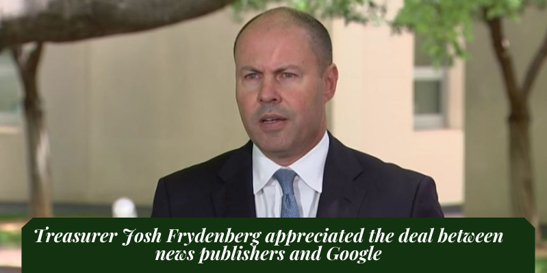 deal between news publishers and Google