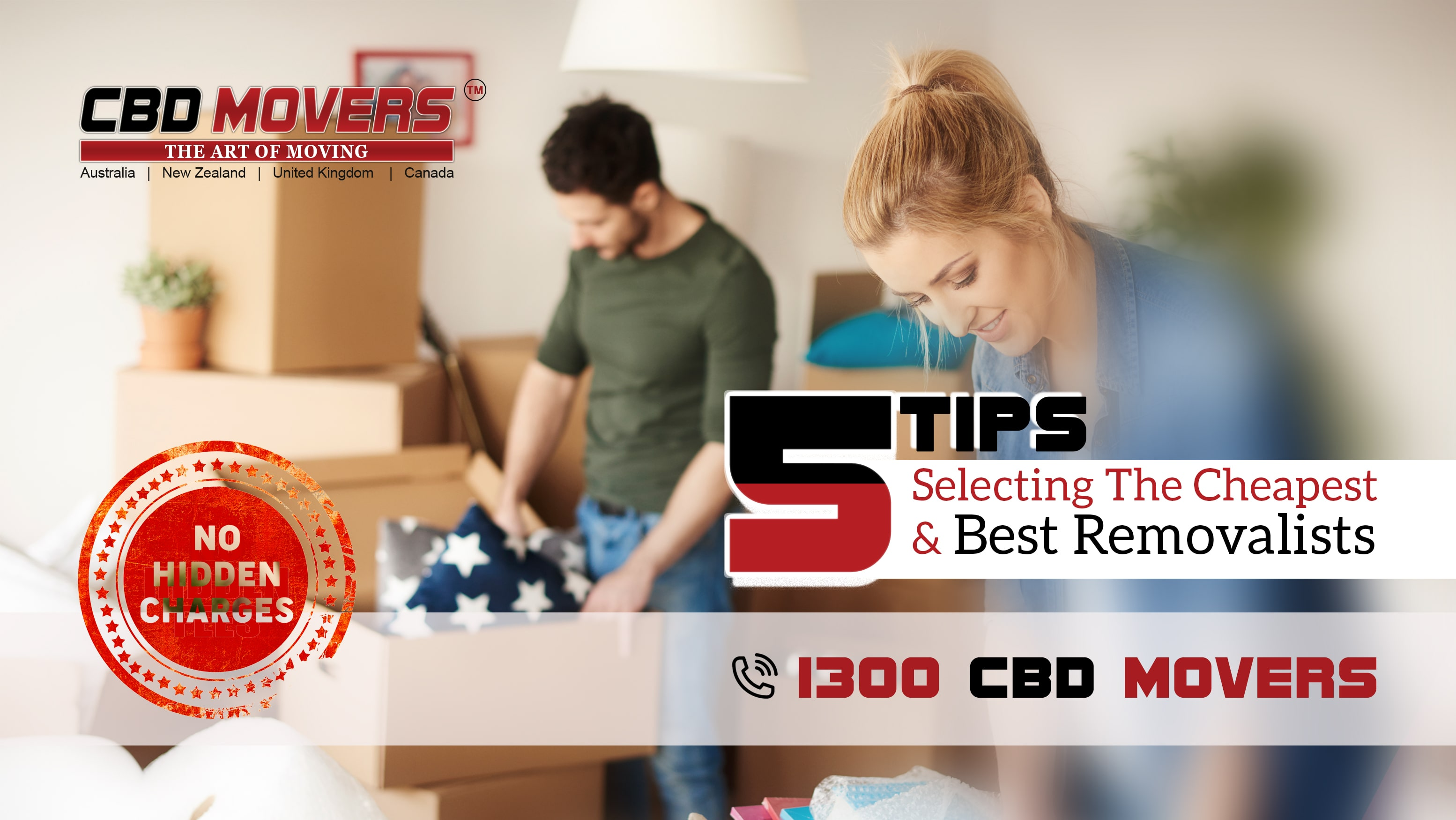 Tips to Choose Best Removalists Melbourne